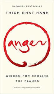 Cover of Anger by Thich Nhat Hanh