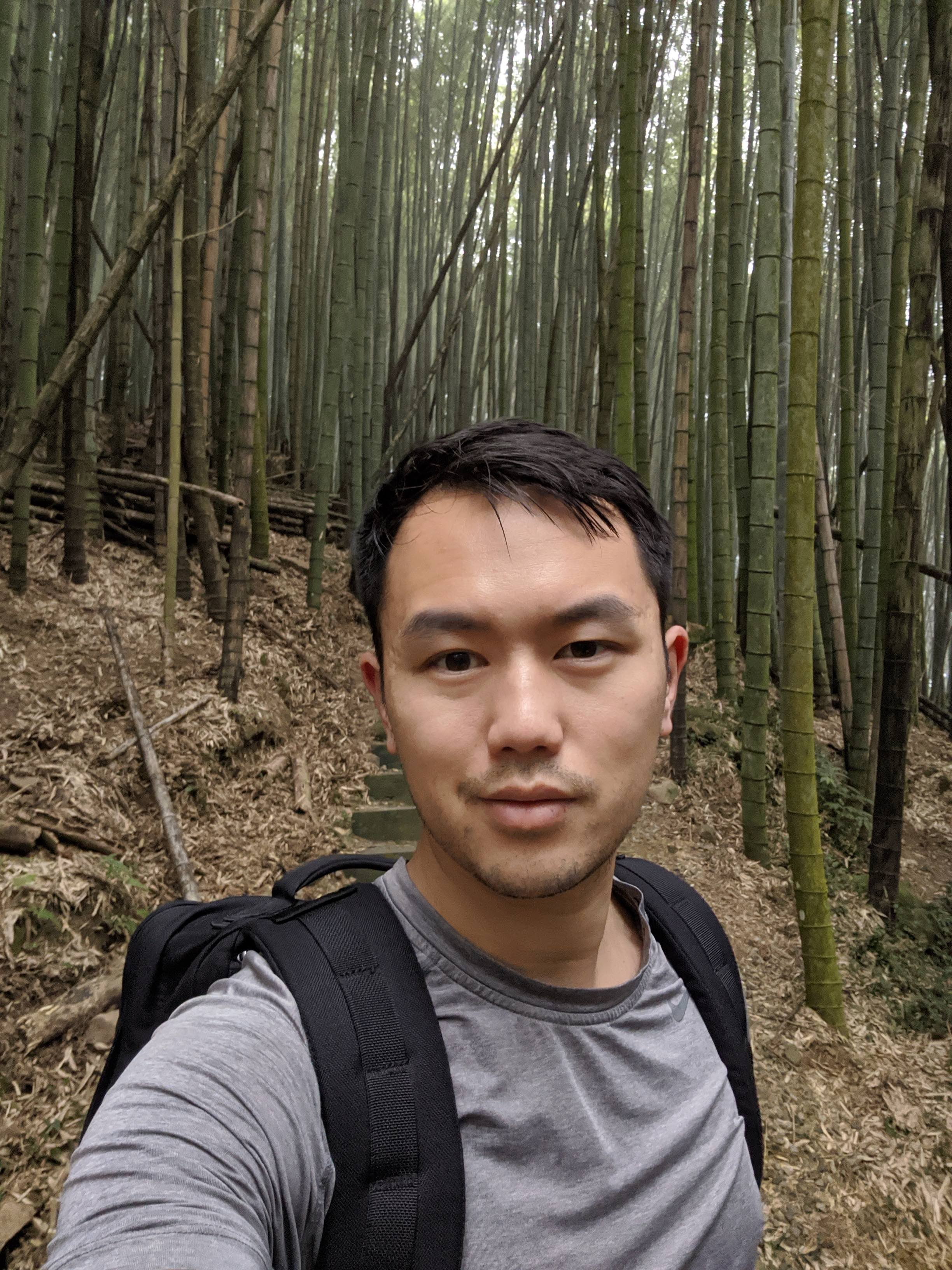 Hiking in Fenqihu, Taiwan